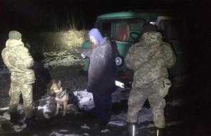 На Харьковщине задержали контрабандиста (ФОТО)