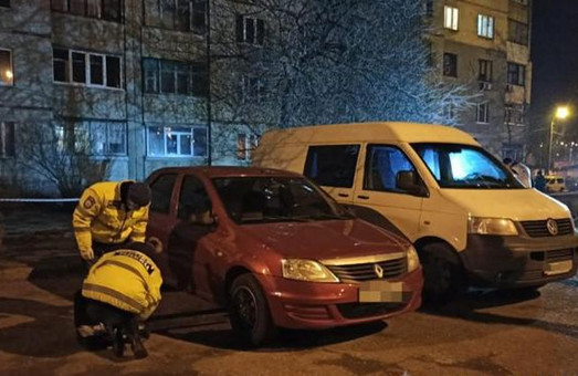 Убийство в Харькове: киллер расстрелял бизнесмена (ФОТО, ВИДЕО)