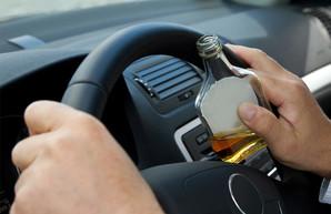 Харьковская область – среди лидеров по числу пьяных водителей