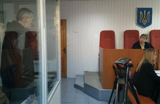 Подозреваемого в поджоге двери ХОГА арестовали на два месяца (ВИДЕО)