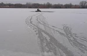 Под Харьковом произошла трагедия во время зимней рыбалки (ФОТО, ВИДЕО)