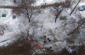 Харьковчанин выпал из окна многоэтажного дома
