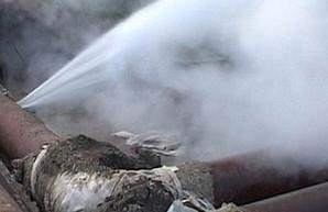 Из-за порыва на водоводе более 20 харьковских домов больше суток без воды