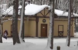 Харьковский туалет за 5 миллионов назвали одним из лучших в Украине