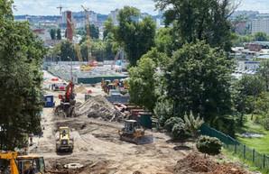 Фирму, которая ремонтировала сад Шевченко, по-крупному оштрафовали