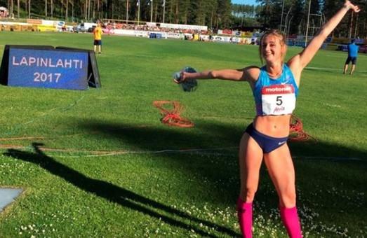 Харьковскую легкоатлетку наказали за допинг