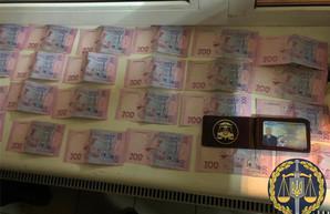 Задержан таможенник, требовавший взятки на «Гоптовке» (ФОТО, ВИДЕО)