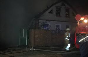 На Харьковщине – очередной пожар из-за неисправности печи