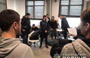 В Харькове разоблачили создателей онлайн-казино (ФОТО)