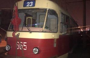 В Харькове трамвай насмерть сбил человека