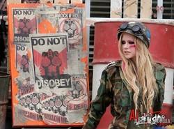 Новый клип мировой поп-звезды Zayn: снято в Украине (ФОТО)