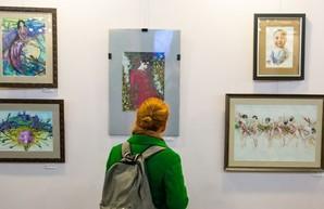 В «Бузке» проходит выставка, посвященная защите окружающего мира