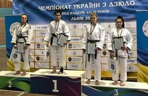 Юные харьковские дзюдоисты с медалями вернулись из Львова
