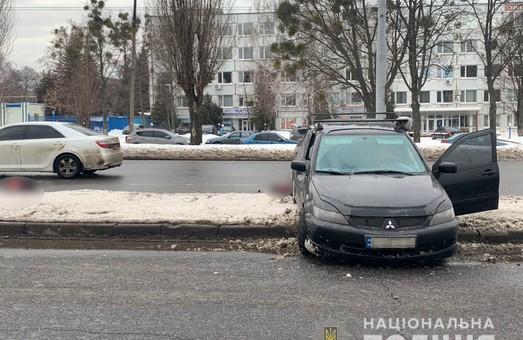 В Харькове под колесами иномарки погибли две женщины (ФОТО)
