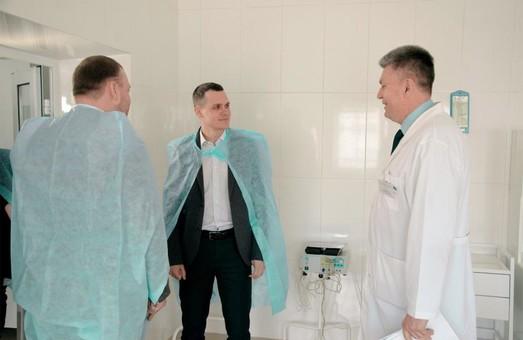 В этом году в Харькове создадут реабилитационный центр для ветеранов войны - Кучер
