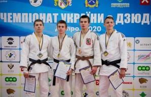 Харьковские дзюдоисты привезли медали с чемпионата Украины