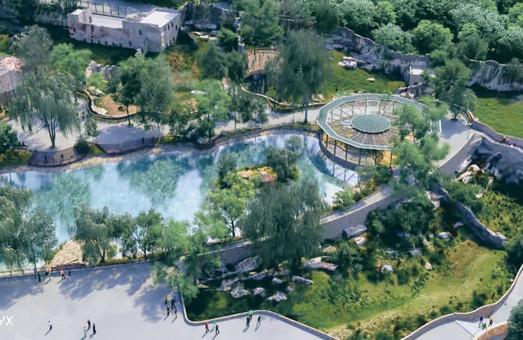 Харьковский зоопарк потратит более ста миллионов гривен на помещение для экзотических животных