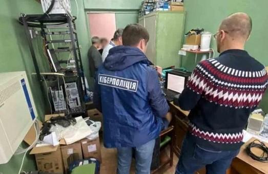 Вмешательство в работу оператора телефонной связи: в Харькове задержали киберпреступника
