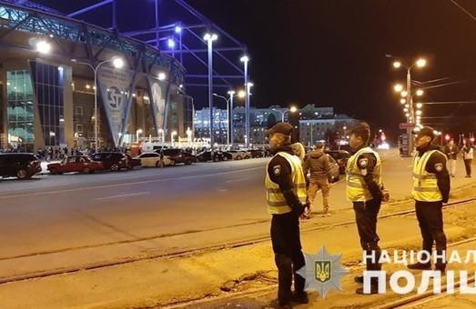Правоохранители готовы к обеспечению правопорядка во время футбольного матча