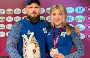Харьковчанка победила на чемпионате Европы по грэпплингу