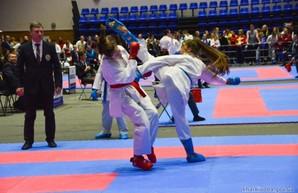Международный турнир по каратэ «Kharkiv Open 2020» собрал спортсменов из 11 стран мира (ФОТО)