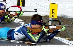 Юные биатлонисты Харьковщины завоевали золото на чемпионате Украины
