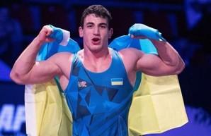 Харьковский борец признан лучшим спортсменом Украины