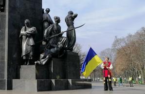 В Харькове отметили 206-ю годовщину рождения Тараса Шевченко