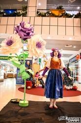 Харьковчанки из цирковой школы Circusflex заняли второе и третье места на V Всеукраинском фестивале уличного искусства