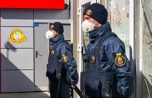 К патрулированию Харькова присоединится Нацгвардия