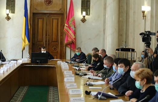 Карантин на территории Харьковской области продлили до 24 апреля