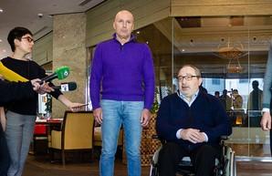В Харькове Кернес и Ярославский начали масштабную программу помощи социально уязвимым группам горожан