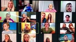 #StayAtHome: Оркестр из Харькова дистанционно записал позитивный видеоклип в поддержку всех в самоизоляции