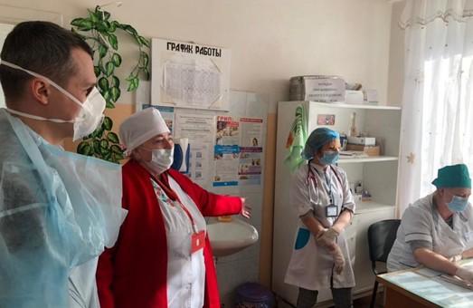 Красноградская ЦРБ будет принимать пациентов с COVID-19 - ХОГА