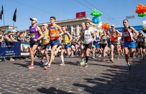 Международный харьковский марафон перенесли на октябрь