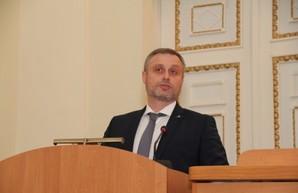 Заместитель прокурора Харьковской области Сергей Шевцов увольняется с должности