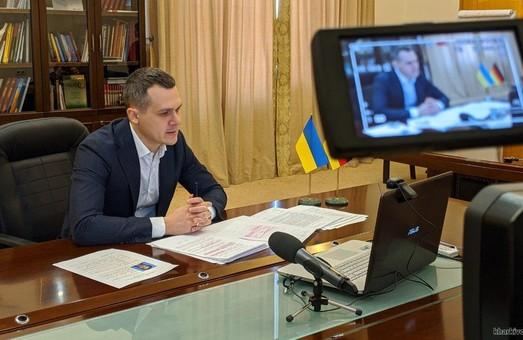Харьковская область может подписать договор о сотрудничестве с немецкой землей Северный Рейн-Вестфалия - Кучер