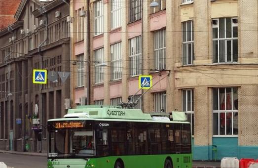 В Харькове реконструируют несколько трамвайных переездов