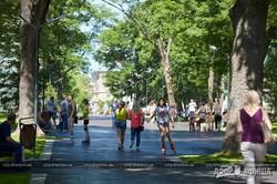 В Харькове после реконструкции открыли Молодежный парк