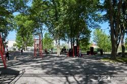 В Харькове после реконструкции открыли Молодежный парк (ФОТО)