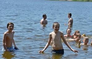 В Харькове разрешено купаться на трех городских пляжах