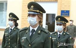 Выпускники Академии Национальной гвардии Украины получили дипломы