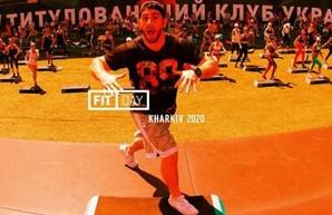 Всеукраинскую фитнес-конвенцию «FIT DAY Kharkiv» перенесли на август