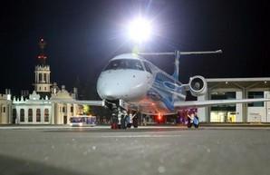 Харьковский аэропорт возобновил пассажирские перелеты