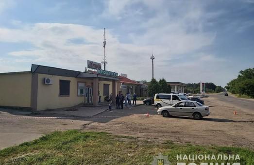 На Харьковщине взорвали банкомат: забрать деньги злоумышленники не смогли (ФОТО)