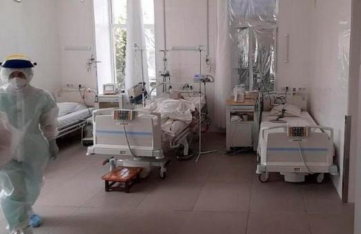 В диспансер радиационной защиты из инфекционки перевели 12 пациентов с COVID-19