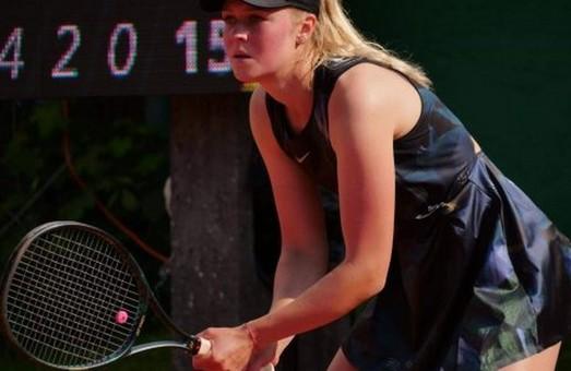 Харьковская теннисистка выиграла турнир в Польше