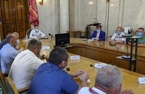 Областное управление лесного и охотничьего хозяйства ХОГА возглавил Виталий Скляров