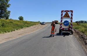 В рамках «Большого строительства» на Харьковщине провели ремонты на 16 дорогах местного значения