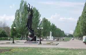Харьковчане предлагают разбить в парке Победы пруд для форели
